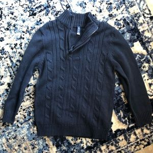 Other - New Cable knit sweater size 6